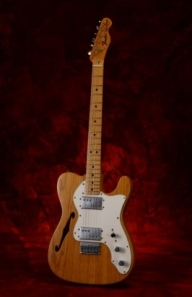Fender(USA) Telecaster Thinline 1975